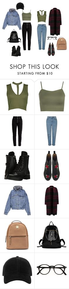 """Ann Style"" by miss-dennitsa ❤ liked on Polyvore featuring Boohoo, WearAll, Balenciaga, Miss Selfridge, Capezio, Charlotte Olympia, Fear of God, Rochas and rag & bone"
