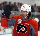Scott Hartnell (broken foot) returns to Flyers lineup today!!!!!!!!!!!!!!!!!!!!!!!!!