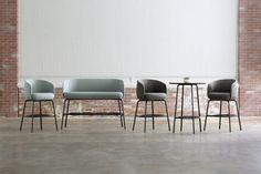 #Hightower's Nest Tables exude modern design.