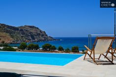 3 Bedroom luxurious villa in Sfinari with great sea view, Sfinari | Cretico