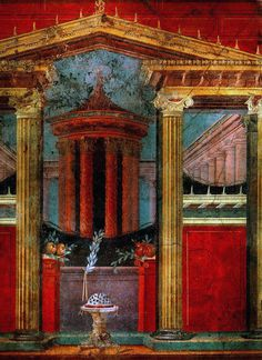 pompeii art - Google Search
