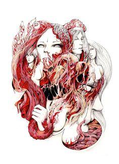 Sovereign Spell  original artwork  Reece Hobbins - editevening, $185.00