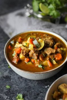Instant Pot Lamb Curry
