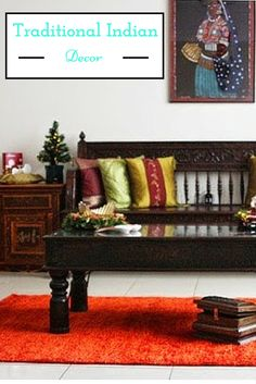 A blog post filled with ideas to design an Indian style home http://www.homedecordesigns.com/traditional-indian-homes/