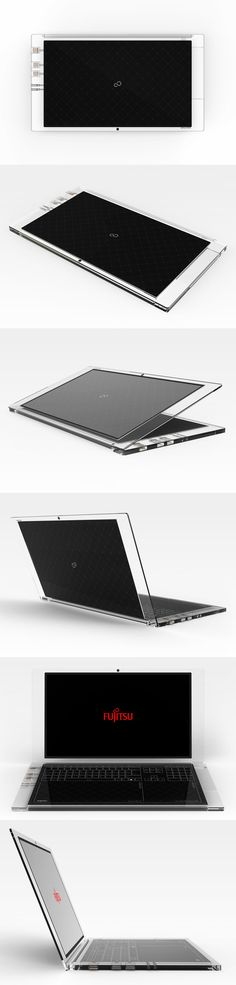 Luce solar powered laptop. It's time for green energy. But i'll consider the performance before buy it. Wish this concept is adopted by big names in technology industry sooner.