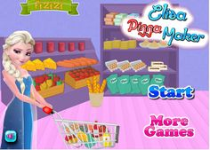 ELISA PIZZA MAKER  http://playfrozengames.com/frozen-games/elisa-pizza-maker