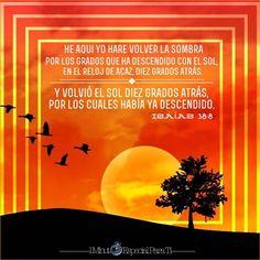 Isaias 38:8