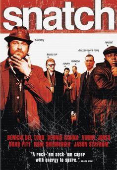 Amazon.com: Snatch: Benicio Del Toro, Dennis Farina, Jason Flemyng, Vinnie Jones: Amazon Instant Video