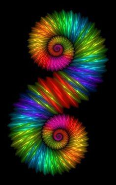 Espectacular espiral!! @Ana G. Victoria Lagos