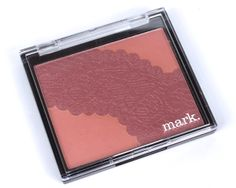 Get Flirty for Valentine's Day with the mark. Chic Frills Blush   Photos, Swatches, Review by Perilously Pale