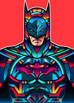 Batman - Van Orton Design
