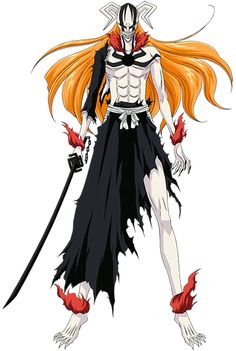Bleach Arrancar Ichigo Ficheirohollow Form 2