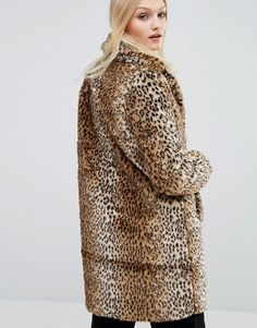 Buy First & I Leopard Faux Fur Coat at ASOS. With free delivery and return options (Ts&Cs apply), online shopping has never been so easy. Get the latest trends with ASOS now. Leopard Print Coat, Off Duty, White Sneakers, Faux Fur, Fur Coat, Asos, Cover Up, Miroslava Duma, Sweaters
