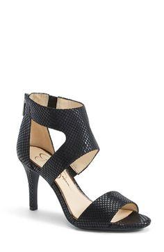 Jessica Simpson 'Mekos'  Cutout Sandal (Women) available at #Nordstrom