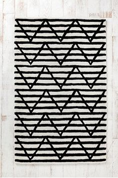 on my top 10 #urbanoutfitters list: Assembly Home Between The Lines Tufted Rug