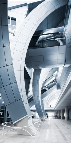 Terminal 3 by Alisdair Miller