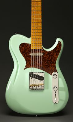 Scott Walker Guitars Surf Green Jimson