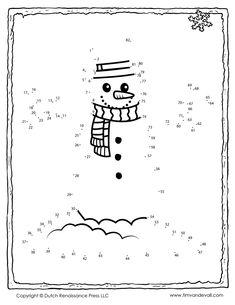 snowman-dot-to-dot.jpg 772 ×1.000 pixels