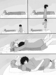 Lol cute anime couple. I would probably end up doing that! I want to do that!T.T