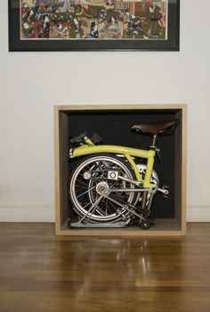 The Brompton Shelf - Designed by Michael Frogley