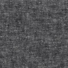 Kaufman Essex Yarn Dyed Linen Blend Black