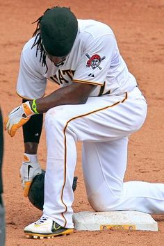 Pittsburgh Pirates' Andrew McCutchen