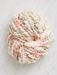 Purl Soho   Knit Collage Gypsy Garden   Bubblegum Twist