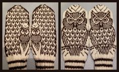 Bilderesultat for strikke diagram Knitted Mittens Pattern, Knit Mittens, Knitted Gloves, Knitting Socks, Knitting Charts, Knitting Patterns, Knitting Projects, Crochet Projects, Fair Isle Knitting