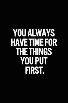 "A good reminder—to keep our priorities in the proper order with putting ""first things first,"" and our time focused on what is essential. As Dr. Stephen R. Covey http://pinterest.com/pin/24066179228855335 wisely said, ""The main thing is to keep the main thing the main thing."" You always have enough time for what you put first."