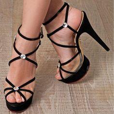 Cool Stilletto Heels Women Sandals