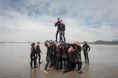 Fun Tofino Surf Lesson Marnie Recker Photography