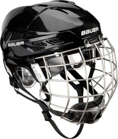 f1616221cac Bauer Senior IMS 7.0 Ice Hockey Helmet Combo