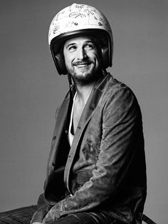 Guillaume Canet (1973) - French actor, film director and screenwriter. Photo by Bryan Adams