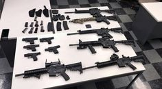 More than 5,000 illegal guns seized in Chicago this year: police #Cronaca #iNewsPhoto
