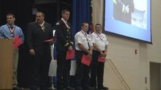 Pamlico County firefighters awarded Medal of Courage | News  - WCTI NewsChannel 12