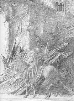 alan_lee_the lord of the rings_sketchbook_17_grond04_med.jpg (367×500)