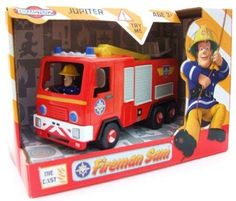 Fireman Sam Toys - Great gifts for children
