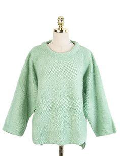 푸들보아,knit