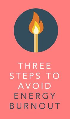 Three steps to avoid energy burnout if you're an introverted entrepreneur. #talentedladiesclub