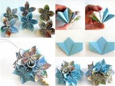paper flower for wedding decoration - Google Search
