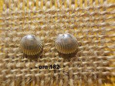 Argento Seashell earrings – Morgana