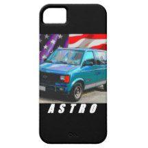 1987 Astro iPhone SE/5/5s Case