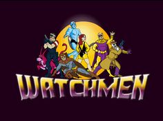 watchmen - Buscar con Google