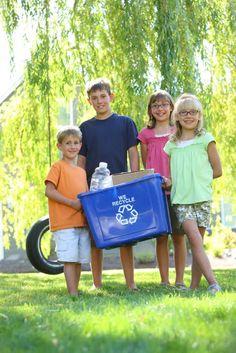 Teaching Kids to Go Green | Family Focus Blog