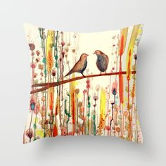 Buy les gypsies Throw Pillow by sylvie demers. Worldwide shipping available at Society6.com. Just one of millions of high quality products available.
