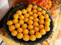 ขนมทองเอกกระจัง  Thai Dessert