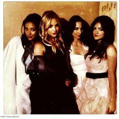 Shay,Ashley,Troian,Lucy