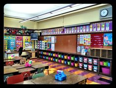 A Cupcake for the Teacher: Classroom Reveal! {A LOT of Pictures!}