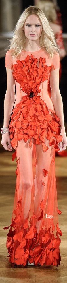 YULIA YANINA* Spring-Summer 2015 COUTURE