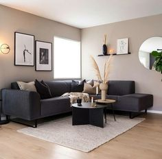 There are some incredible free resources for finding great home decor ideas, but we'll get to them in a moment. Before you decide upon what type of home decor you are going to put into your home you needed to some homework. Living Room Decor Cozy, Living Room Interior, Home Living Room, Apartment Living, Home Interior Design, Living Room Designs, Bedroom Decor, Home Furnishings, Home Decor